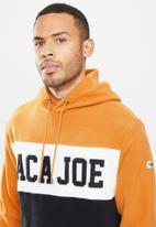 Aca Joe - Aca joe polar fleece hoody - multi