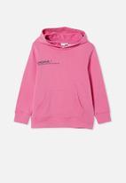 Cotton On - Milo hoodie - pink