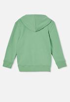 Cotton On - Milo hoodie - green