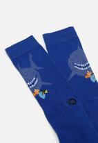 Stance Socks - Stance finding nemo - blue