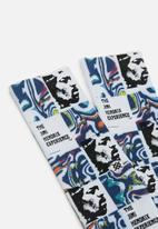 Stance Socks - Hendrix dissolve - multi