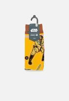 Stance Socks - Sw jedi ho19 - orange