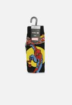 Stance Socks - Spider man marquee socks - black & red