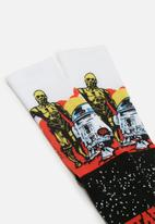 Stance Socks - Stance droids - multi