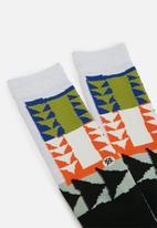 Stance Socks - Los molinos socks - multi