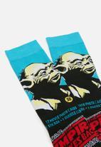 Stance Socks - Stance yoda - multi