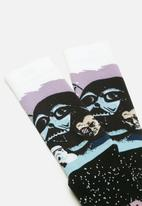 Stance Socks - Stance darth vader - multi
