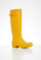 Hunter - Original tall - yellow