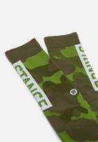 Stance Socks - Og socks - olive