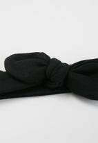 Little Lumps - Headband - black