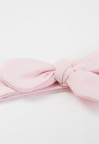 Little Lumps - Headband - pink