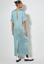 Superbalist - The ultimate tee dress - dusty blue