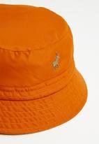 POLO - Mens brett padded bucket  - orange