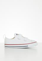 Converse - Chuck Taylor all star 2v ox - white/navy