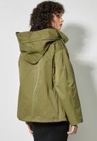 Superbalist - Hooded parka - khaki