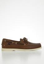 Sebago - Docksides portland leather - brown
