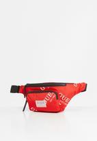 GUESS - Originals bum bag - red