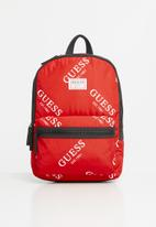 GUESS - Originals backpack - red