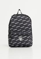 GUESS - Repeat backpack - black