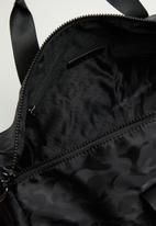 GUESS - Dyson round duffle - black