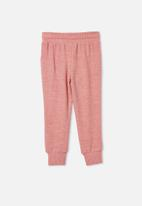 Cotton On - Super soft marlo trackpant - earth clay