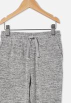 Cotton On - Super soft marlo trackpant - grey marle