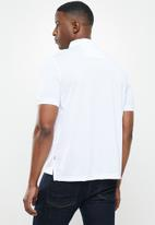 Nautica - Navtech jersey polo - white