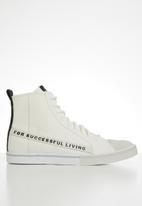 Diesel  - S-dvelows ml sneakers - star white/black