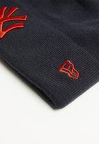 New Era - Knit league essential cuff neyyan - navy