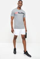 lotto - Tennis tech short - white