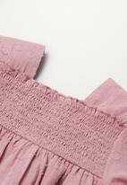 MANGO - Aina dress - pink