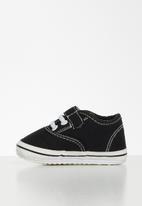 POP CANDY - Velcro strap sneakers - black