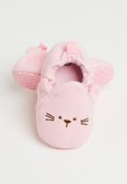 POP CANDY - Baby girls slippers - pink