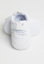 POP CANDY - Velcro strap sneakers - white