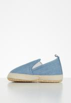 POP CANDY - Slip on shoes - blue