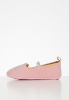 POP CANDY - Baby girls ballet pumps - pink