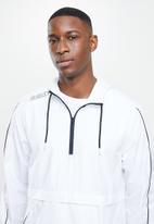 Hurley - M onshore jacket - white