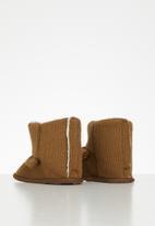 POP CANDY - Bear booties - brown