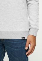 Lee  - Lee jeans sweats - grey