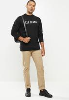 Lee  - Lee jeans sweats - black