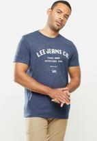 Lee  - Classic denim - navy