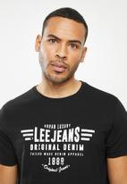Lee  - Luxury denim - black