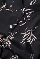 MANGO - Dress north - black