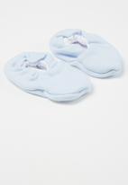 Little Lumps - Shoes kimono - blue