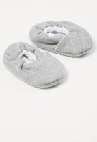 Little Lumps - Shoes kimono - grey