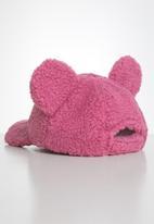 POP CANDY - Girls bear ears cap - pink