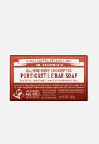 DR. BRONNER'S - Pure-Castile Bar Soap All-One Hemp Eucalyptus
