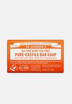 DR. BRONNER'S - Pure-Castile Bar Soap All-One Hemp Tea Tree
