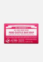 DR. BRONNER'S - Pure-Castile Bar Soap All-One Hemp Rose