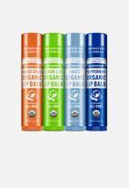 DR. BRONNER'S - Orange Ginger Organic Hemp Oil Lip Balm
